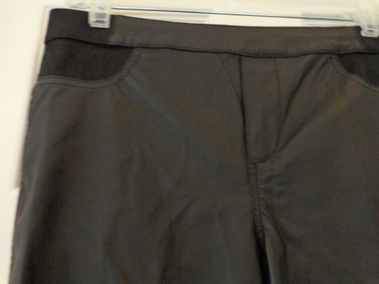 Calvin Klein Stretch Black Ladies Faux and 50 similar items