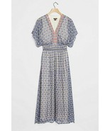 NWT ANTHROPOLOGIE ODA EMBROIDERED MAXI DRESS by VINEET BAHL - $139.99