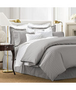 Charter Club Damask Solid 500 Fadenzahl Einzelbett Bettbezug, Schiefer - $43.35