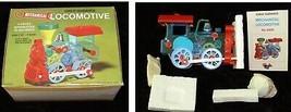 Child Guidance Mechanical Locomotive Vintage Toy Unused In Box - $29.99