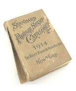 Scott Standard Postage Stamp Catalogue 1914 US & Worldwide Poor Conditio... - £11.47 GBP