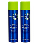 Its a 10 Miracle Dry Shampoo Conditioner 6 Oz ( pack of 2) - $37.61