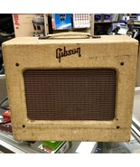 1950's Gibson Les Paul Junior Amp  - Works ! - $474.05