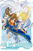 Ah! My Goddess Part 2: Flights of Fancy ~ Tv Series Perfect Collection English D