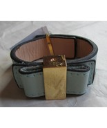 Kate Spade New York Dusty Mint Leather Bow NWD - $47.52