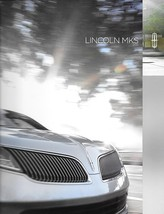 2013 Lincoln MKS sales brochure catalog US 13 EcoBoost Elite - $8.00