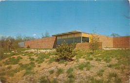 DAYTON OHIO MUSEUM BUILDING~THROUGH THE WALTER LOCKE WHISTLING POST POST... - $7.53