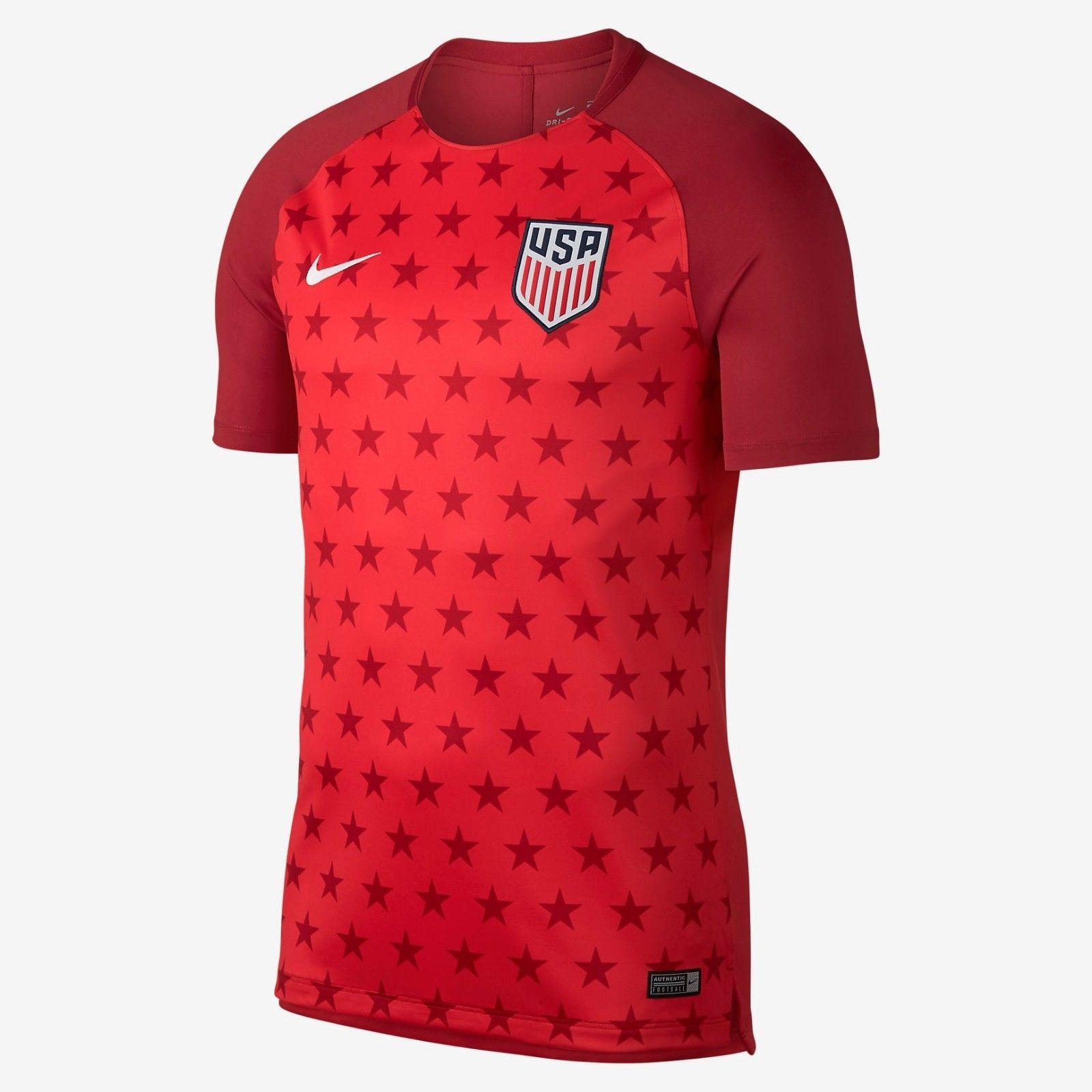 c4145867bb4090 Nike Usa Squad Training Jersey 2018 19. and 50 similar items