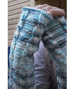 Unique Hand Knit Cabled Fingerless Gloves (Select Your Color) - $25.00