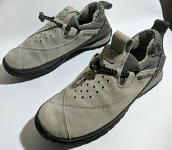Timberland SmartWool Womens Size 5 Slip On Shoes Sock Lined Power Lounger Gray - $32.97