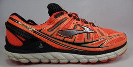 Brooks Transcend Size US 14 M (D) EU 48.5 Men's Running Shoes Orange 1101571D908