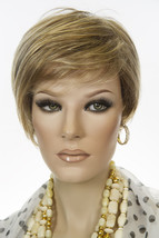 Natalie - Petite FS12/24B Blonde Short Light Weight Jon Renau Petite Wigs - $115.79