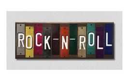 Rock-N-Roll Fun Strips Novelty Wood Sign WS-101 - $57.66