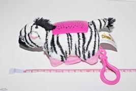 Pillow Pets Black White Zebra Dream Stuffed Animal - $12.56