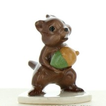 Hagen Renaker Miniature Chipmunk Papa with Acorn Miniature Figurine image 3
