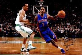 Brandon Jennings authentic signed NBA basketball 10x15 photo  CERT  A0002 - $63.54