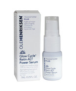 Ole Henriksen Glow Cycle Retin-ALT Power Serum, Travel Size 0.25oz/7ml -... - $20.00
