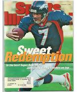 1998 Sports Illustrated Denver Broncos Super Bowl Philadelphia Phillies ... - $2.99