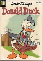 Walt Disney's Donald Duck Comic Book #66 Dell Comics 1959 FINE+/VERY FINE- - $26.98