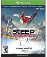 Steep Winter Games - Xbox One Standard Edition - $13.07