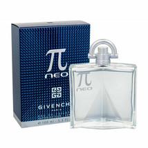 Givenchy PI Neo for Men EDT Eau De Toilette 100ml / 3.4oz SIGILLATO Pour... - $122.84