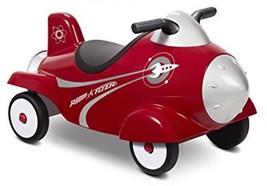 Radio Flyer Retro Rocket Ride On Kids Children Toys Gift Summer Outdoor ... - $65.41