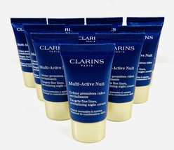 CLARINS Multi-Active Nuit Targets Fine Lines All Skin 5 oz (10x0.5) Sealed - $26.13