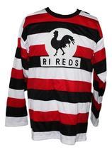 Custom Name # Providence Reds Retro 1930 Hockey Jersey New Sewn Any Size image 4