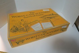 The Worst Case Scenario Survival Board Game Complete In Box Made In Aust... - $19.95