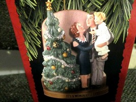 Hallmark Keepsake It's A Wonderful Life 50th Anniversary Christmas Ornam... - $17.81