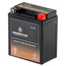 YTX7L-BS Motorcycle Battery for SUZUKI DR250S EP, ER, ES 250CC 93-'95 - $29.90