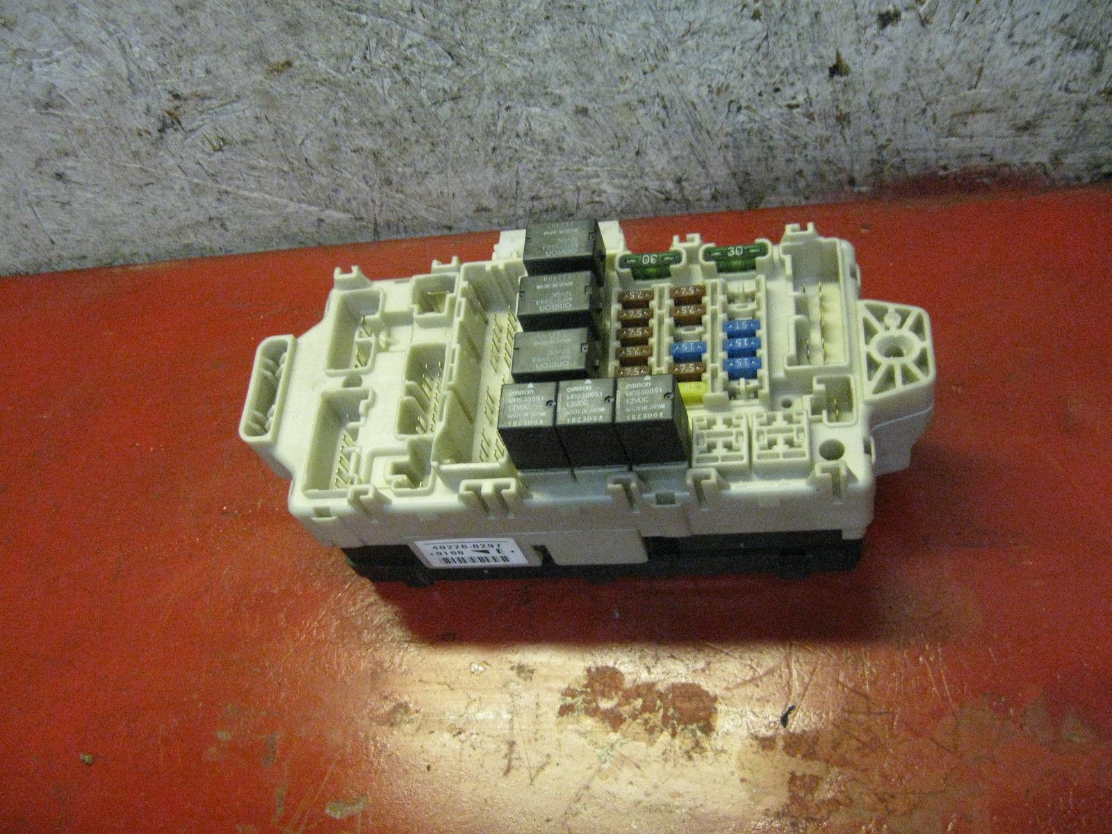 04 Mitsubishi Galant Interior Fuse Box Panel And 14 Similar Items 2000 Body Control Module