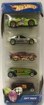 Hot Wheels 2005 EASTER EGGS-TREME Gift Pack = 5 Egg Theme Cars - Damage ... - $17.11
