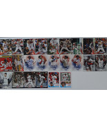 2018 Topps Update Boston Red Sox Master Team Set 24 Baseball Cards W/Inserts - $24.99