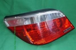 Bmw E60 Sedan 525i 530i 545i 550 04-07 Taillight Tail Light Lamp Driver Side L/H