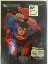 Superman: Doomsday Best Buy Limited Ed with graphic novel + Lenticular cover DVD image 1