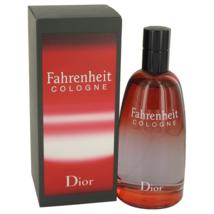 Christian Dior Fahrenheit Cologne 4.2 Oz Eau De Cologne Spray image 1