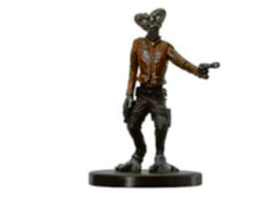 Arcona Smuggler 55 Wizards Of The Coast Star Wars Miniature - $0.99