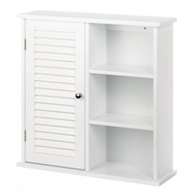 Wall Cabinet With Shelves - $68.99