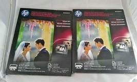 "(2 Packs) HP Premium Plus Photo Paper 8.5"" x 11"" CR670A Glossy (25 Sheets ea.) - $29.99"