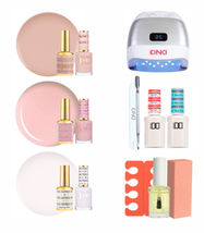 DND Living in Neutrals Gel Polish Starter Kit - $188.09
