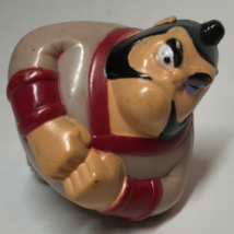 1998 McDonalds Disney's MULAN - YAO Spinning Top Happy Meal Toy  #216 - $6.68