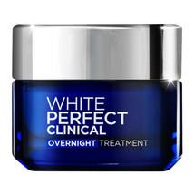 L'Oreal White Perfect Clinical Overnight Anti Spot Treatment Night Cream... - $28.40