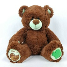 "Build a Bear Girl Scouts Thin Mints 13"" Plush Cookie Teddy Stuffed Anima... - $24.18"