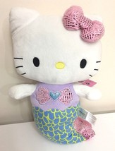 "13"" large Sanrio Super Cute Hello Kitty Mermaid Plush Toy Doll NWT. US.Licensed - $19.99"