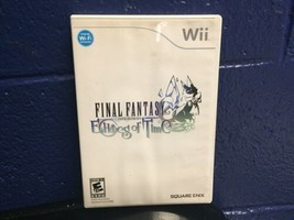 Final Fantasy Crystal Chronicles: Echoes of Time (Nintendo Wii, 2009) Co... - $12.59
