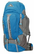 High Sierra Pathway 90L Internal Frame Hiking Backpack Mineral/Slate/Gla... - $139.99