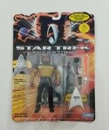 Star Trek Generations Playmates Lieutenant Commander Worf Action Figure ... - $11.29