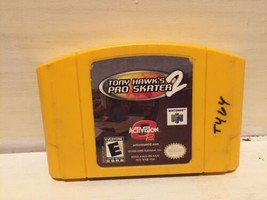 Tony Hawk's Pro Skater 2 (Nintendo 64, 2001) N64 Game Cartridge - $14.50