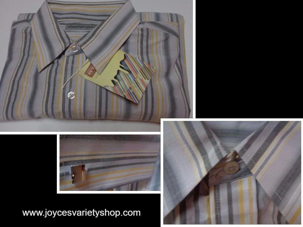 Btl gray yellow striped shirt collage 2017 08 01